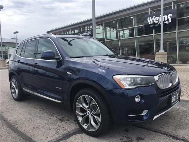 2015 BMW X3 xDrive28i (Stk: 1662W) in Oakville - Image 1 of 30
