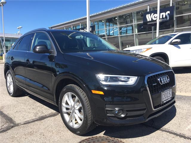 2015 Audi Q3 2.0T Technik (Stk: 1659W) in Oakville - Image 1 of 29
