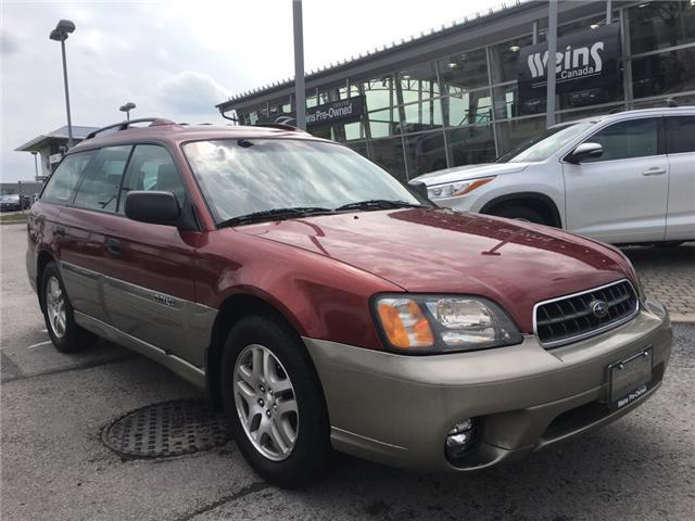 2004 Subaru Outback Base (Stk: 1682W) in Oakville - Image 1 of 20