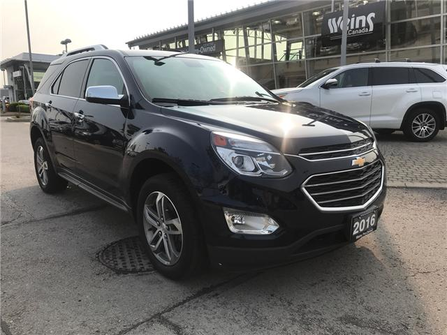 2016 Chevrolet Equinox LTZ (Stk: 1683W) in Oakville - Image 1 of 21