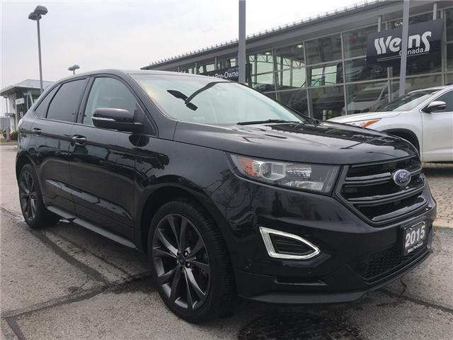 2015 Ford Edge Sport (Stk: 1696W) in Oakville - Image 1 of 32