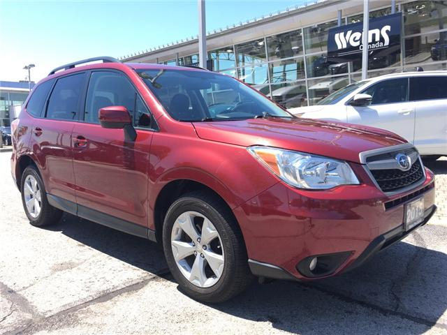 2015 Subaru Forester 2.5i (Stk: 1671W) in Oakville - Image 1 of 28