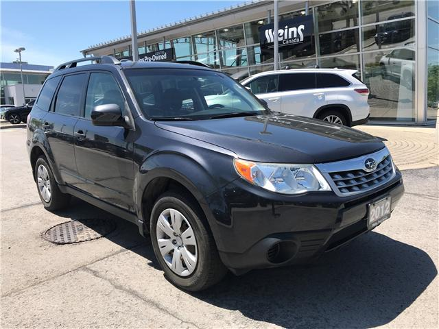 2012 Subaru Forester  (Stk: 1699W) in Oakville - Image 1 of 8