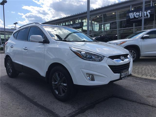 2015 Hyundai Tucson GLS (Stk: 1695W) in Oakville - Image 1 of 30