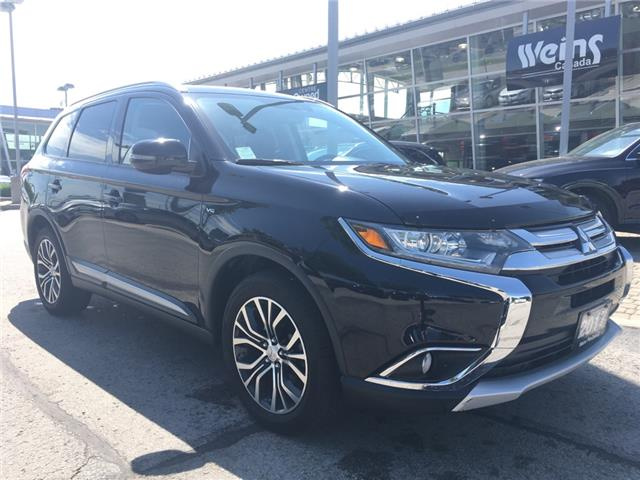 2017 Mitsubishi Outlander SE (Stk: 1715W) in Oakville - Image 1 of 30