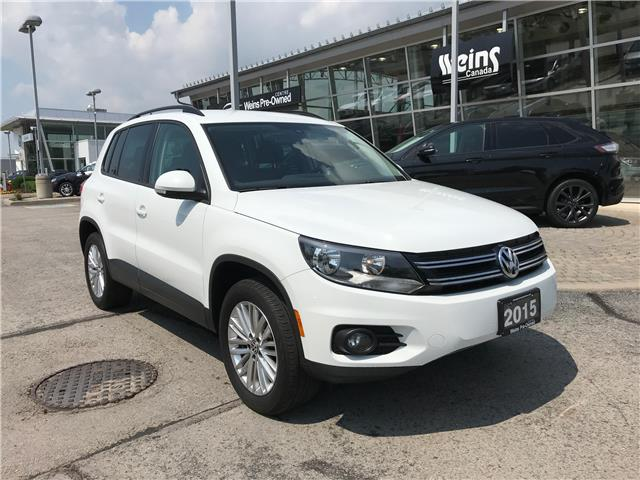 2015 Volkswagen Tiguan Special Edition (Stk: 1733W) in Oakville - Image 1 of 29