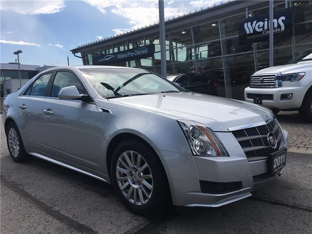 2011 Cadillac CTS 3.0L Base (Stk: 1720W) in Oakville - Image 1 of 27