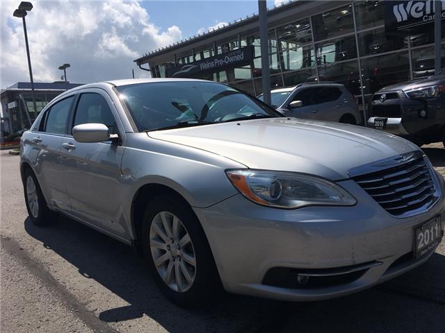 2011 Chrysler 200  (Stk: 1743W) in Oakville - Image 1 of 23