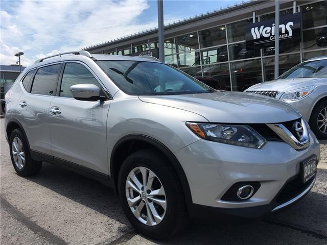 2015 Nissan Rogue SV (Stk: 1754W) in Oakville - Image 1 of 28