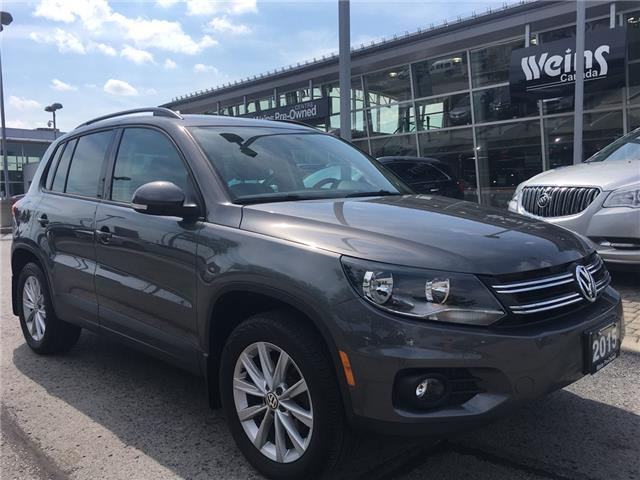 2015 Volkswagen Tiguan Comfortline (Stk: 1761W) in Oakville - Image 1 of 31