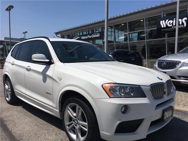 2014 BMW X3 xDrive28i (Stk: 1760W) in Oakville - Image 1 of 31