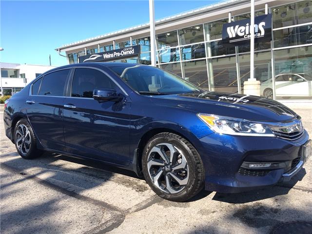 2016 Honda Accord EX-L (Stk: 1786W) in Oakville - Image 1 of 32