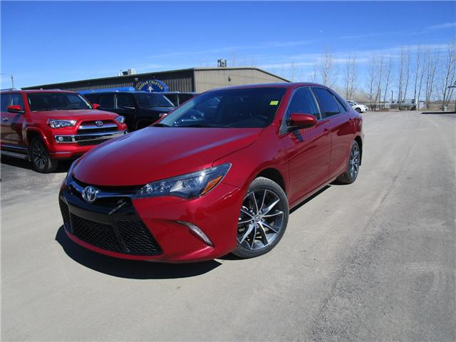 2015 Toyota Camry XSE V6 (Stk: 1880641) in Moose Jaw - Image 1 of 34