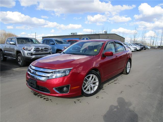 2010 Ford Fusion SEL (Stk: 78661) in Moose Jaw - Image 1 of 26