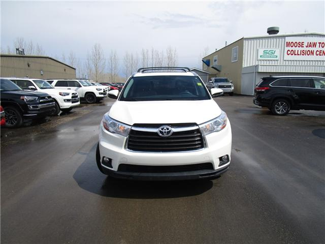 2015 Toyota Highlander Limited (Stk: 1991351 ) in Moose Jaw - Image 1 of 35