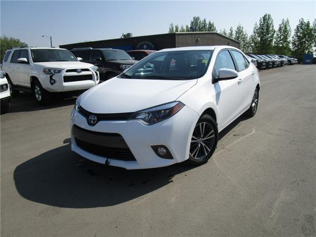 2016 Toyota Corolla LE (Stk: 1892311) in Moose Jaw - Image 1 of 33