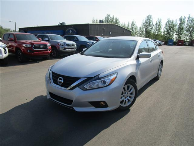 2017 Nissan Altima 2.5 (Stk: 6934) in Moose Jaw - Image 1 of 29