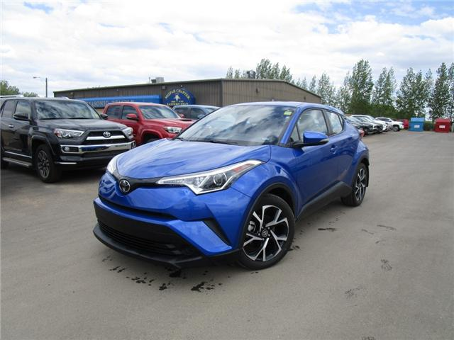 2018 Toyota C-HR XLE (Stk: 1990652) in Moose Jaw - Image 1 of 27