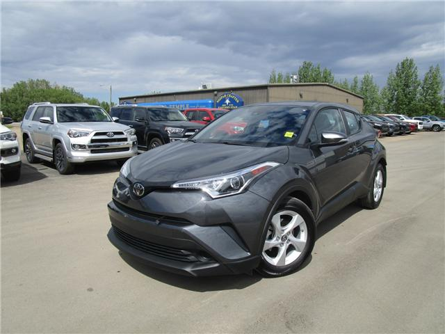 2018 Toyota C-HR XLE (Stk: 1990861 ) in Moose Jaw - Image 1 of 33