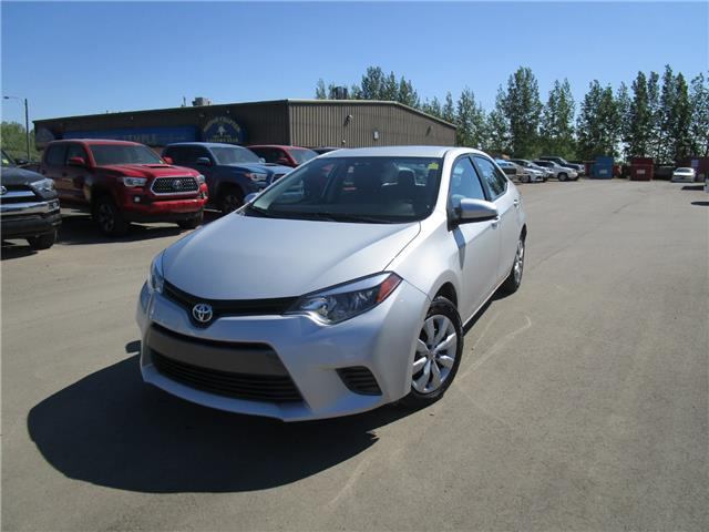 2016 Toyota Corolla LE (Stk: 2080141) in Moose Jaw - Image 1 of 31