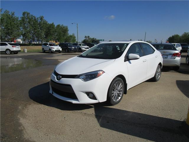 2015 Toyota Corolla LE (Stk: 1991192) in Moose Jaw - Image 1 of 33