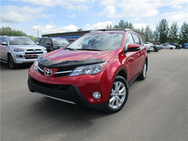 2015 Toyota RAV4 Limited (Stk: 1991741 ) in Moose Jaw - Image 1 of 25