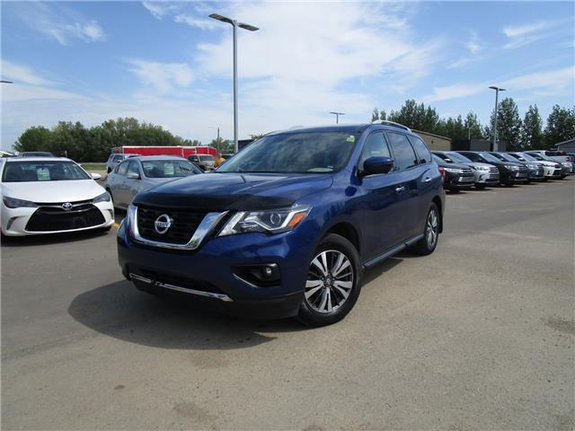 2017 Nissan Pathfinder SL (Stk: 1991981) in Moose Jaw - Image 1 of 42
