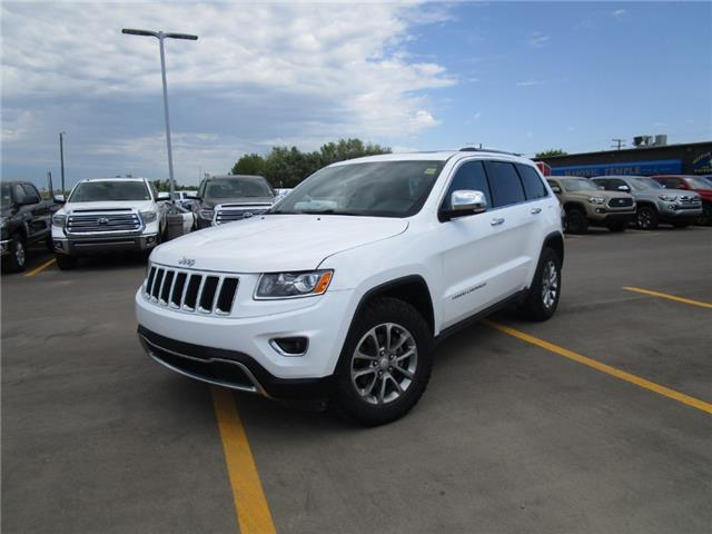 2014 Jeep Grand Cherokee Limited (Stk: 1991641) in Moose Jaw - Image 1 of 33