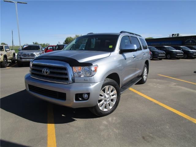 2011 Toyota Sequoia Platinum 5.7L V8 (Stk: 1991561) in Moose Jaw - Image 1 of 41