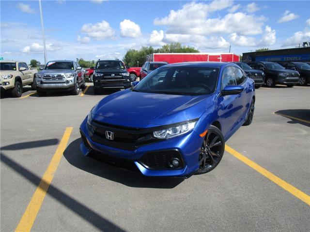 2017 Honda Civic Sport (Stk: 1991921) in Moose Jaw - Image 1 of 27