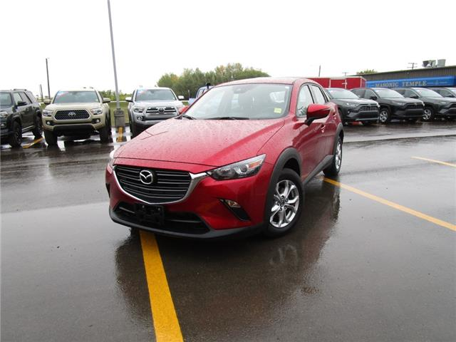 2019 Mazda CX-3 GS (Stk: 7892) in Moose Jaw - Image 1 of 30