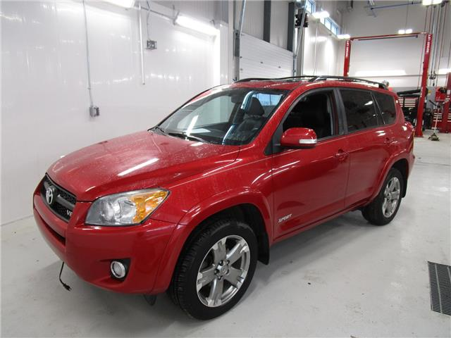2011 Toyota RAV4 Sport V6 (Stk: 7886) in Moose Jaw - Image 1 of 24