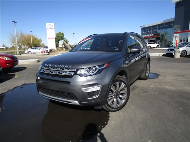 2018 Land Rover Discovery Sport HSE LUXURY (Stk: 7890) in Moose Jaw - Image 1 of 34