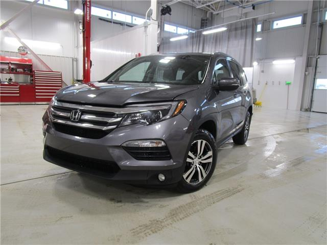 2016 Honda Pilot EX-L (Stk: 7907    ) in Moose Jaw - Image 1 of 35