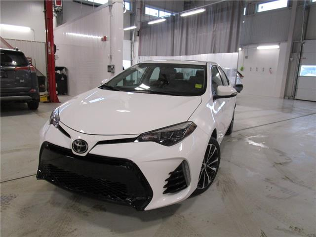 2018 Toyota Corolla SE (Stk: 188049) in Moose Jaw - Image 1 of 36