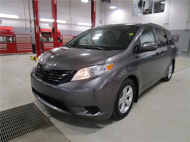 2017 Toyota Sienna 7 Passenger (Stk: 2090631) in Moose Jaw - Image 1 of 35