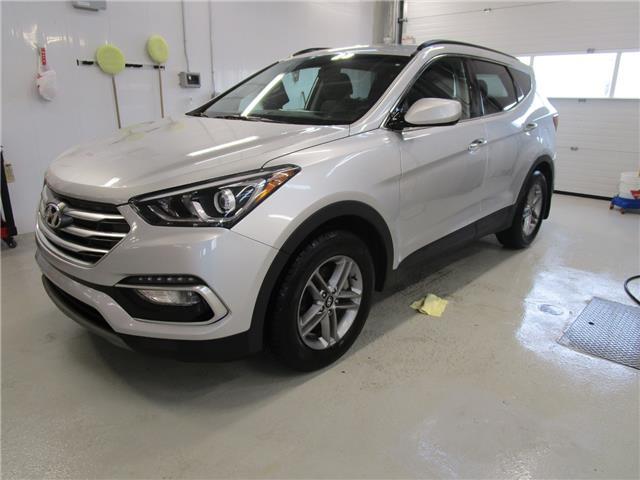 2018 Hyundai Santa Fe Sport 2.4 Base (Stk: 7912) in Moose Jaw - Image 1 of 29