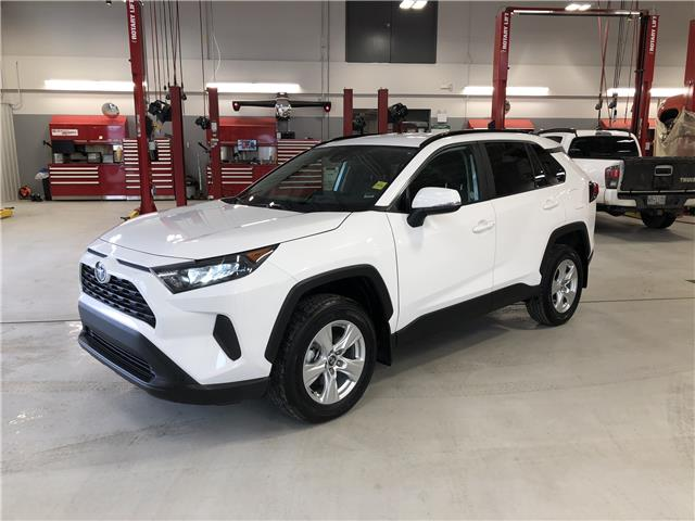 2019 Toyota RAV4 LE (Stk: 7918) in Moose Jaw - Image 1 of 20