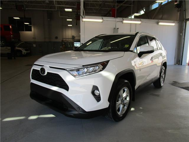 2019 Toyota RAV4 XLE (Stk: 7919) in Moose Jaw - Image 1 of 32