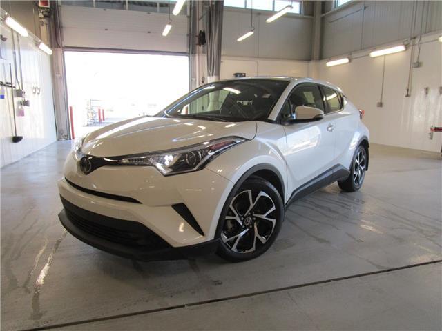 2019 Toyota C-HR Base (Stk: 2090701) in Moose Jaw - Image 1 of 32