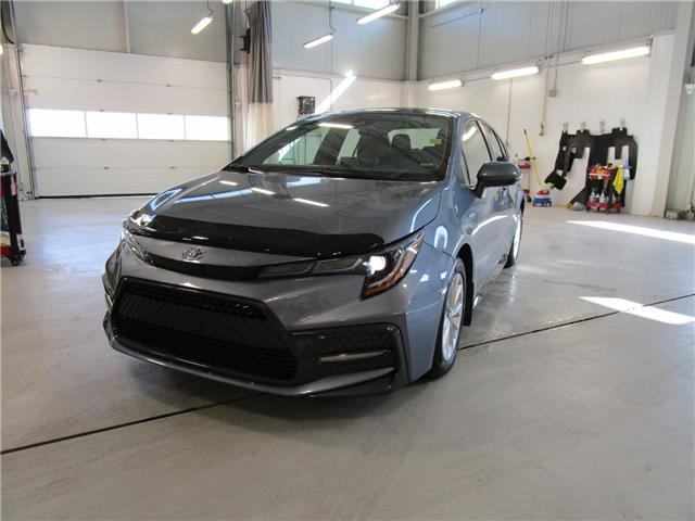 2020 Toyota Corolla SE (Stk: 6955) in Moose Jaw - Image 1 of 36