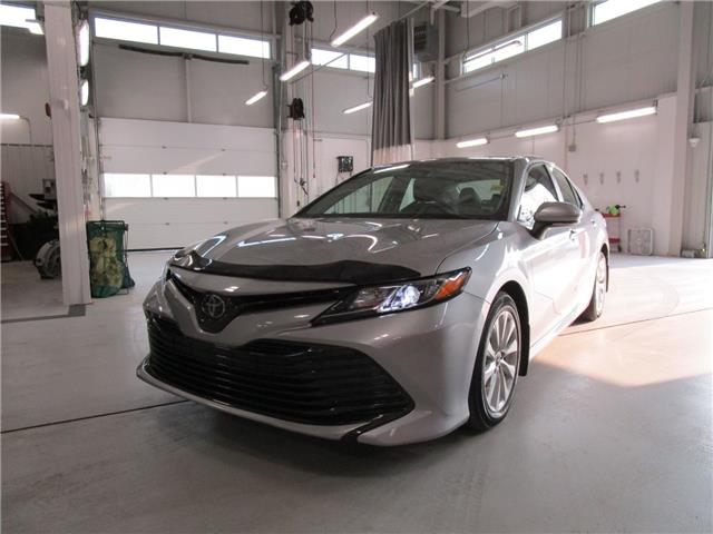 2019 Toyota Camry LE (Stk: 6957) in Moose Jaw - Image 1 of 35