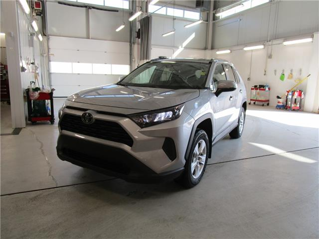 2019 Toyota RAV4 LE (Stk: 2091181) in Moose Jaw - Image 1 of 30