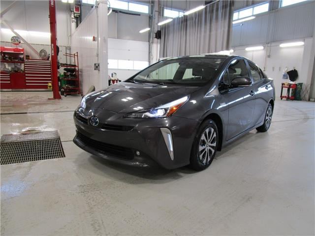 2019 Toyota Prius Technology (Stk: 2080671) in Moose Jaw - Image 1 of 33