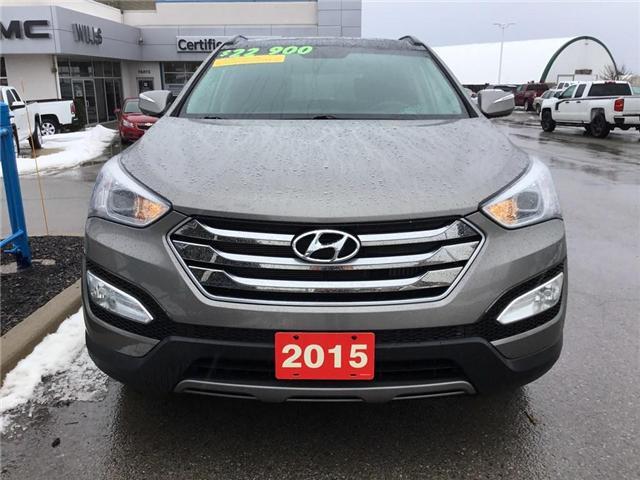 2015 Hyundai Santa Fe Sport 2.0T (Stk: J052A) in Grimsby - Image 2 of 15