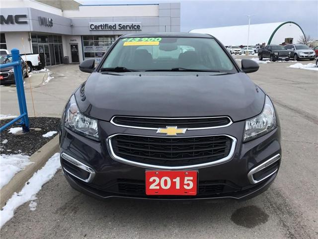 2015 Chevrolet Cruze 1LT (Stk: J290B) in Grimsby - Image 2 of 14