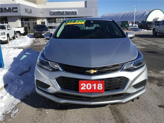 2018 Chevrolet Cruze LT Auto (Stk: 186240R) in Grimsby - Image 1 of 14