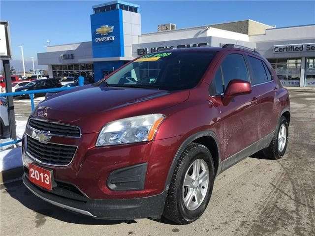 2013 Chevrolet Trax 1LT (Stk: 136365) in Grimsby - Image 1 of 14