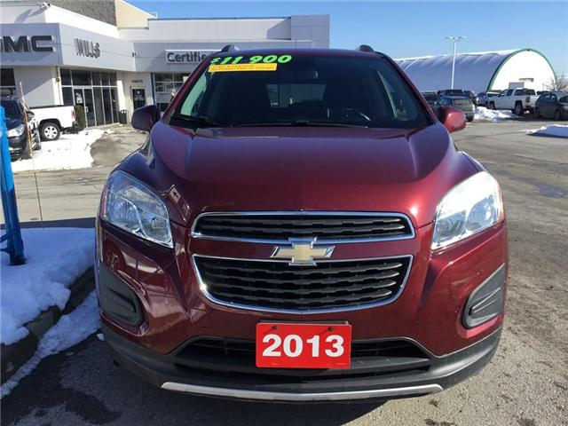 2013 Chevrolet Trax 1LT (Stk: 136365) in Grimsby - Image 2 of 14