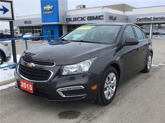 2015 Chevrolet Cruze 1LT (Stk: J290B) in Grimsby - Image 1 of 14